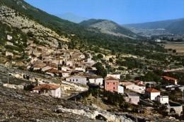 San Pio Delle Camere (L'Aquila). Panorama. - L'Aquila