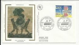 FDC , 1er Jour , 4.00 F , Mémorial Des Guerres En Indochine , FREJUS , 16.02.1993 , N°YT 2791 - FDC