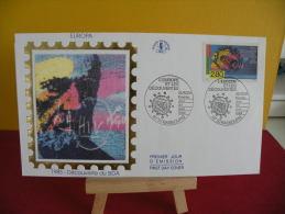 FDC- Europa, Découverte Du Sida - 67 Strasbourg - 30.04.1994 - 1er Jour, - Europa-CEPT