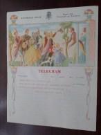 TELEGRAM Voor Backerljau Buelens / De Ridder / Verzonden 1961 Te Antwerpen Puurs / Belgique - Belgium !! - Faire-part