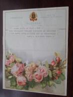 TELEGRAM Voor Bakeljauw Buelens / Jos Marie Elise / Verzonden 1957 Te Puurs Hemiksem / Belgique - Belgium !! - Faire-part