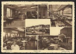 Bouillon - Vallee De La Semois - Grand Hotel De La Poste  Unbeschrieben  Vor 1945 - Bouillon