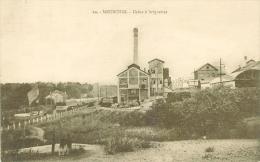 Meurchin - Usine à Briquettes - France