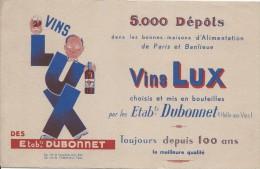 Vins / LUX/ Etablissements DUBONNET/Halle Aux Vins/vers 1945-1955     BUV149 - Liquor & Beer