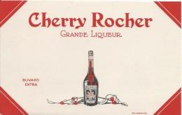 Cherry Rocher / Grande Liqueur/Waton/St Etienne Vers 1945-1955     BUV151 - Liquor & Beer