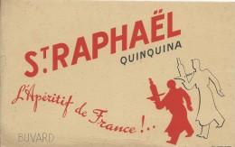 Apéritif / Saint Raphaêl/Quinquina /L'Apéritif De France / Vers 1945-1955     BUV152 - Liqueur & Bière