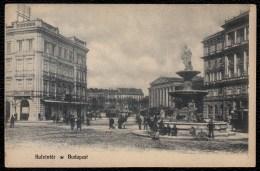 HUNGARY - BUDAPEST - KALVINTER - Hongrie