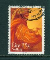 IRELAND  -  2006  Christmas  75c  Used As Scan - 1949-... Repubblica D'Irlanda