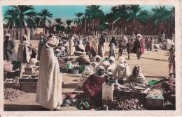 CPSM Scenes Et Types - Marché Arabe - 1953 (4442) - Algerien