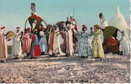 CPSM Scenes Et Types - Un Mariage Arabe (4445) - Algerien
