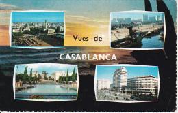CPSM Vues De Casablanca  - 1963 (4447) - Casablanca