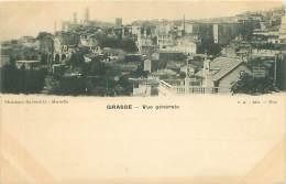 06 - GRASSE - Vue Générale - Grasse