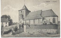 LIMONT (4357) L ´ église  4 - Donceel