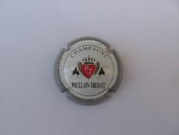 Capsule De Champagne POULLAIN-TRUFFET _Blanc_ (IMPEC) - Champagne
