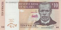 MALAWI 10 Kwacha 2003 AU-UNC P43a - Malawi