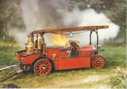 Gobron-Brillie Fire Engine - Merryweather Steam Pump - 1907 - Camión & Camioneta