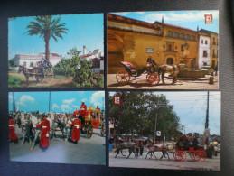Transports Attelages - Postcards