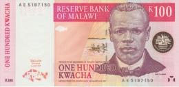 MALAWI 100 Kwacha 1997 UNC P40 - Malawi