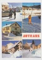 AUTRANS EN VERCORS - MULTIVUES AVEC CITROEN DS - Frankreich