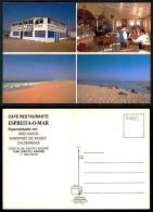 PORTUGAL COR 30551 - SANTIAGO DO CACÉM - CAFÉ RESTAURANTE ESPREITA-O-MAR Costa De Santo André - Setúbal