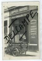 Carte Postale  Photo à Identifier - Cannes 17-2-28 - Pierre Caillol Fils-