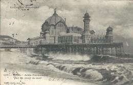 CPA  NICE  06  Casino De La Jetee   1907 - Monumentos, Edificios