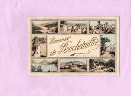 SOUVENIR De ROCHETAILLEE - Gruss Aus.../ Grüsse Aus...