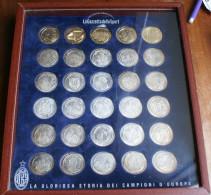 ITALIA - Milan Campione D´europa 2007 , COLLEZIONE MEDAGLIE COMMEMORATIVE - Fútbol