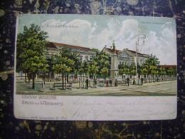 Vrsac-Versecz-LITO-1905   (2600) - Serbia