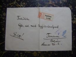 Serbia-Hungary-Romania-Kikinda-censorship-1919   (2602) - 1919-1929 Koninkrijk Der Serviërs, Kroaten En Slovenen