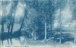 Etalle - Paysage Vers Le Moulin  ( Voir Verso ) - Etalle