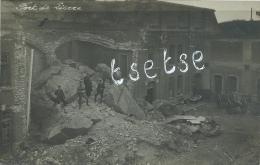 Lier / Lierre - Fort - Duitse Fotokaart 1914 ( Verso Zien ) - Olen