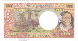 Polynésie Française / Tahiti - 1000 FCFP / H.046 / 2011 / Signatures Barroux-Noyer-Besse - Neuf / Jamais Circulé - Papeete (French Polynesia 1914-1985)
