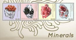 Mayreau Grenadines Of St. Vincent-MINERALS - Minerals