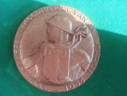 Chambre De Commerce D'Anvers, 1803-1953 (Arthur Dupon), 284 Gram (medailles0080) - Belgique