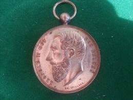 Deurne, Maatschappij Georgina (Ed. Gpielens), 45 Gram (medailles0081) - Belgique