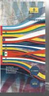 2010 Bollettino Correos Bicentenario De La Indipendencia De Las Republicas Iberoamericanas - Covers