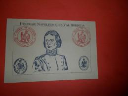 B301 Cartolina Itinerari Napoleonici Comuni Di Dego Millesimo Cosseria - Italia