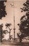 CHANTIERS DE LA JEUNESSE N°20 GROUPEMENT TURENNE 4 LAPLEAU (CORREZE) LE MAT DU GROUPE DE LA TOUR D'AUVERGNE (31 M) - Weltkrieg 1939-45