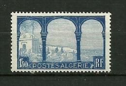 ALGERIE 1930    N° 83    Vue Prise De Mustapha Supérieur       Neuf Avec Trace De Charnière - Unused Stamps