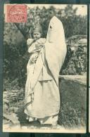 N°148   Femme Mauresque Et Son Enfant  - Lfg101 - Scènes & Types