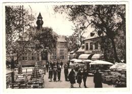 """Carte Officielle De L' Exposition Internationale De LIÉGE 1939  --  """" Gay  Village  Mosan """" - Luik"""