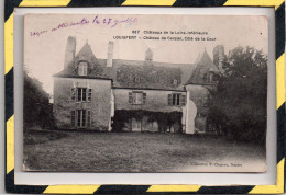 LOUISFERT. - . CHATEAU DE CARATEL, CÔTE DE LA COUR. - Autres Communes