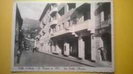 Valle D' Aosta - St. Vincent M. 575 - Via Emilio Chanoux - Italia