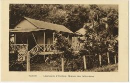 Tahiti  Leproserie D' Orofara Maison Des Infirmieres Leper Colony Nurses House - Tahiti