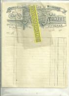 21 - Côte-d´or - VITTEAUX - Facture NOBLET - Quincaillerie - Articles De Ménage – 1900/1920 - 1900 – 1949