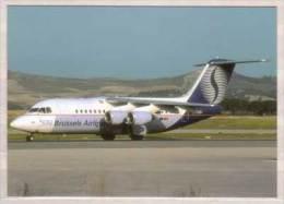 SN Brussel Airlines , AVRO RJ 85 , OO-DJN - 1946-....: Moderne