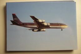 GAMAIR  B 707 384    JY AEB               AVIMAGE N° 21 - 1946-....: Moderne