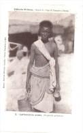Colonia Eritrea  Serie C: Tipi Di Uomini E Donne Lattivendolo Arabo - Eritrea