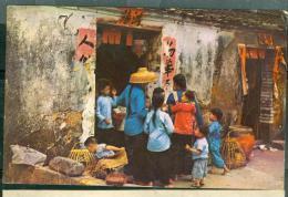 The Fishman's Children New Territories Hong Kong    LFG120 - China (Hong Kong)
